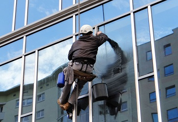 Windows and Glass Cleaning